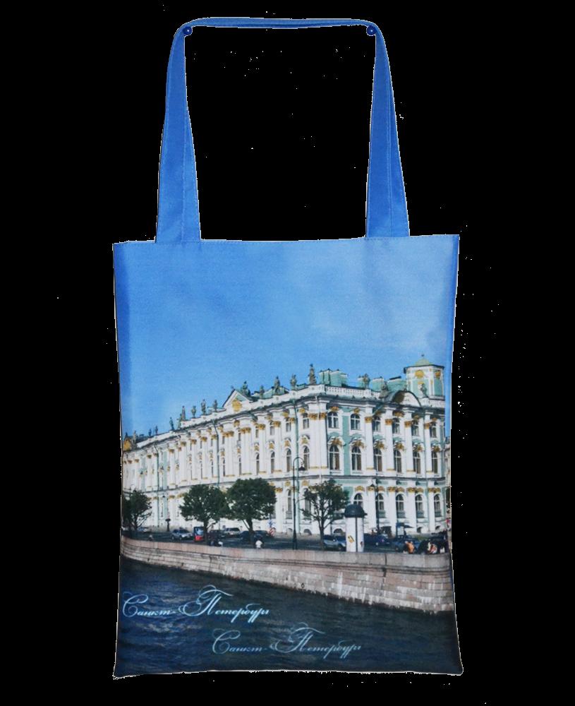 d04d6fa52e60 Купить Сумка-шоппер с фотопечатью Эрмитаж в интернет-магазине ...