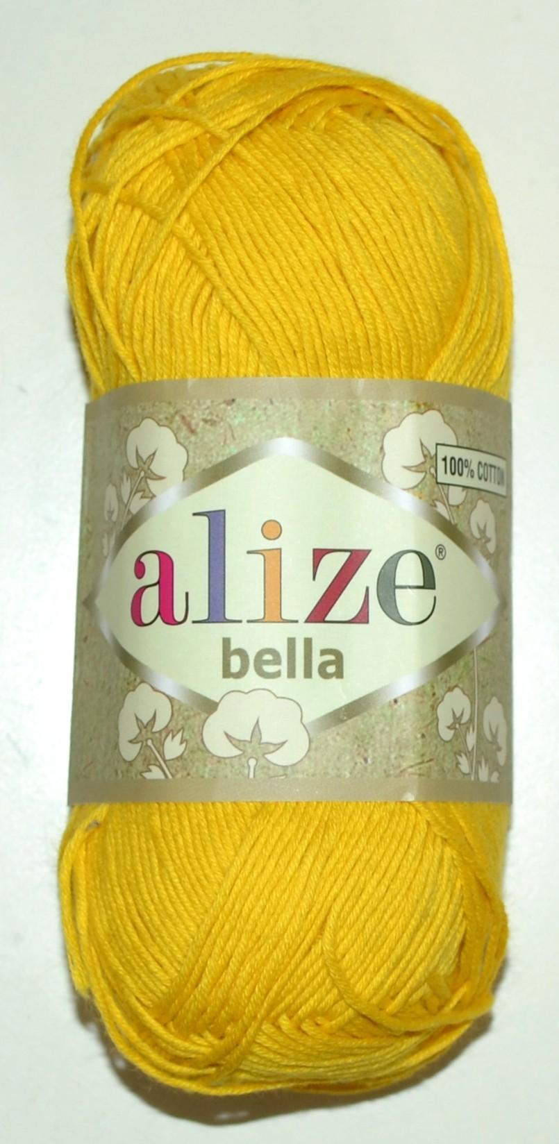 265c3fd2eff Купить ПРЯЖА ALIZE BELLA желтый в интернет-магазине Домалетто ...