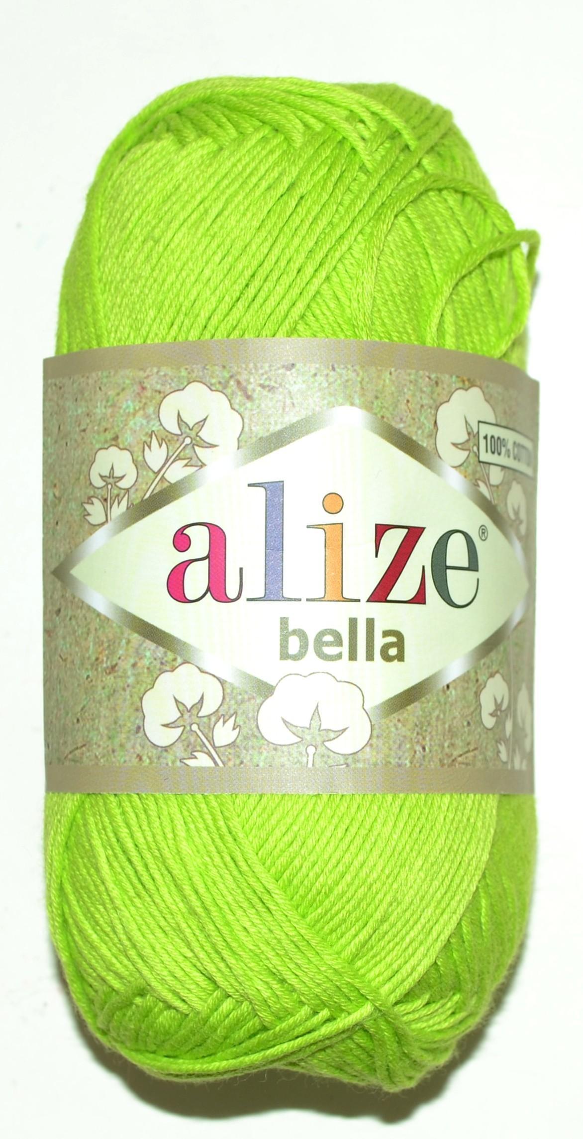 e855d92e7ff Купить ПРЯЖА ALIZE BELLA салатовый неон в интернет-магазине ...